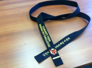Black Belt photo